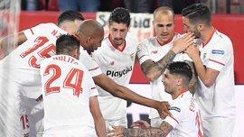 Севилья победила Реал Сосьедад в первом матче Капарроса