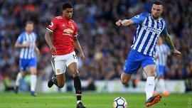Брайтон–Манчестер Юнайтед–1:0 – видео гола и обзор матча