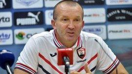 Григорчук отказался возглавить сборную Латвии, так как имеет предложение от клуба