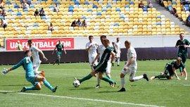 Верес – Ворскла – 0:0 – видеообзор матча