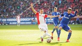 Аугсбург – Шальке – 1:2 – видео голов и обзор матча