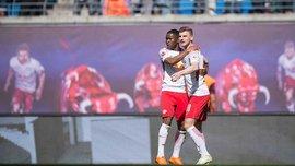 РБ Лейпциг – Вольфсбург – 4:1 – видео голов и обзор матча