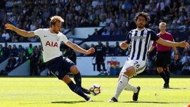 Вест Бромвіч – Тоттенхем – 1:0 – відео гола та огляд матчу