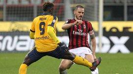 Милан – Верона – 4:1 – видео голов и обзор матча