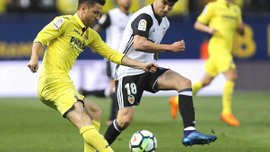 Вильярреал дома одержал минимальную победу над Валенсией