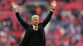 Венгера почтили перед последним домашним матчем во главе Арсенала