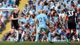 Манчестер Сити – Хаддерсфилд – 0:0 – видеообзор матча