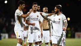 Кальяри – Рома – 0:1 – видео гола и обзор матча