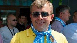 Козловський відзначився хет-триком у матчі ветеранів Карпат проти ветеранів Дніпра
