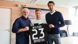 Вайзер стал игроком Байера