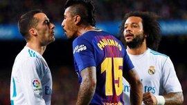 4 моменти хамської поведінки Барселони в матчі з Реалом, які всі пропустили, або Як VAR змінив би результат Класіко