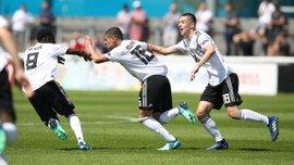 Евро-2018 U-17 Ирландия минимально одолела Данию, Германия разгромила Сербию