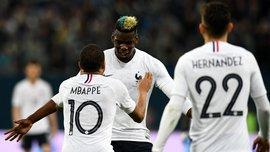 ФИФА наказала Россию за проявление расизма в матче против Франции