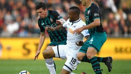 Суонси – Саутгемптон – 0:1 – видео гола и обзор матча