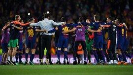 Барселона хочет заработать на трансфер Гризманна с продажи 8 игроков: кто в списке на выход