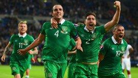 О'Ши сыграет последний матч за сборную Ирландии в июне
