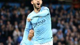 Манчестер Сити обновил рекорд АПЛ, забив 104 мяча за сезон