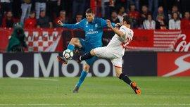 Севилья – Реал – 3:2 – видео голов и обзор матча