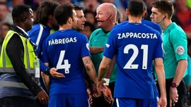 Челсі може отримати покарання за тиск на арбітра під час матчу проти Хаддерсфілда