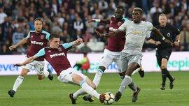 Вест Хэм – Манчестер Юнайтед – 0:0 – видеообзор матча