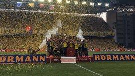 Брондбю вперше за 10 років виграв Кубок Данії