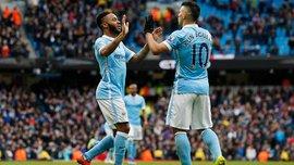 Гвардиола хочет, чтобы Стерлинг и Агуэро остались в Манчестер Сити