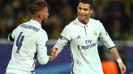 Роналду и Рамос не помогут Реалу в матче с Сельтой