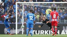 Хетафе – Атлетико – 0:1 – видео гола и обзор матча