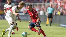 Бавария – Штутгарт – 1:4 – видео голов и обзор матча