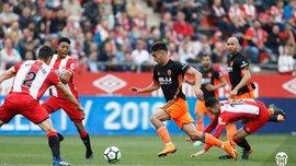 Жирона – Валенсія – 0:1 – відео гола та огляд матчу