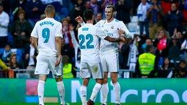 Реал Мадрид – Сельта – 6:0 – видео голов и обзор матча