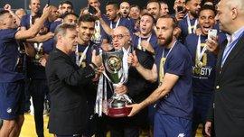 АПОЕЛ вшосте поспіль виграв чемпіонат Кіпру