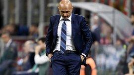 """Спаллетти прокомментировал поражение Интера, после которого у """"нерадзури"""" почти исчезли шансы на Лигу чемпионов"""