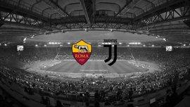 Рома – Ювентус: стартовые составы команд