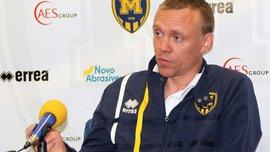 Валяєв: Коли я грав у Металісті, мені після не виграних матчів було соромно вийти в місто