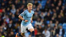 Саутгемптон – Манчестер Сити: Зинченко начнет матч на скамейке запасных