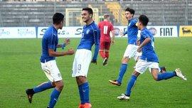 Евро-2018 U-17: Италия минимально обыграла Швецию и вышла в полуфинал турнира