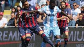 Кротоне – Лацио – 2:2 – видео голов и обзор матча