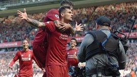 Ливерпуль – Брайтон – 4:0 – видео голов и обзор матча