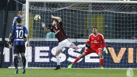 Аталанта – Милан – 1:1 – видео голов и обзор матча
