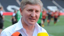 Ахметов привітав Шахтар із чемпіонством