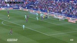 Леванте – Барселона – 5:4 – відео голів та огляд матчу