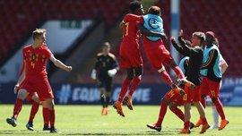 Євро-2018 U-17: Бельгія перемогла Іспанію та вийшла у півфінал