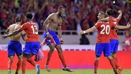 ЧС-2018: збірна Коста-Ріки назвала остаточну заявку на турнір
