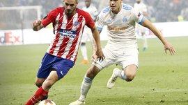 Марсель – Атлетико – 0:3 – видео голов и обзор матча