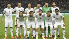 ЧМ-2018: сборная Уругвая назвала расширенную заявку на турнир