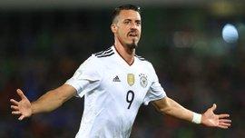 Сандро Вагнер завершив виступи за збірну Німеччини