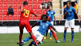 Евро-2018 U-17: Италия обыграла Бельгию и вышла в финал турнира
