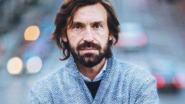Пірло: Конте – найкращий тренер з тих, з ким я працював