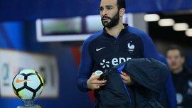 Рами: Место в заявке сборной Франции я ни у кого не воровал